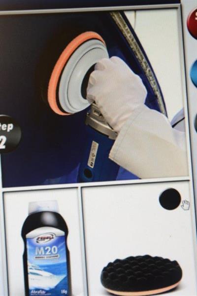 M20 - High Performance rubbing - speilaktig overflate, 1,0 l