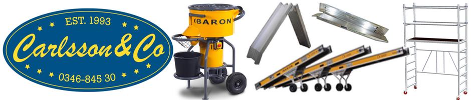 Carlsson & Co AB webshop