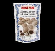 Tu Doña J Fyllda Mandlar 200g-med chokolater