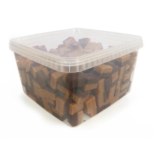 Vanilj/Chokladfudge 2kg