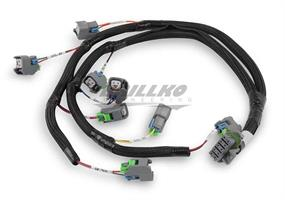 INJECTOR HARNESS, FORD, USCAR, EVENLY SP