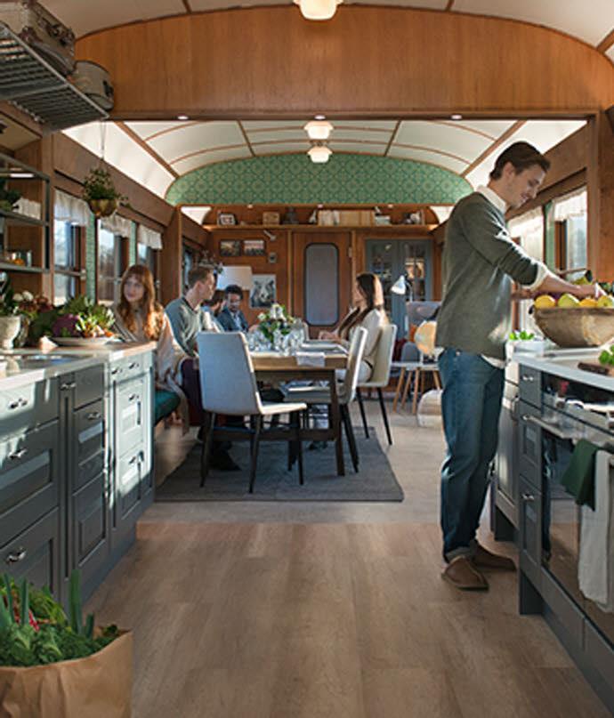 Låt din köksresa börja på Marbodal