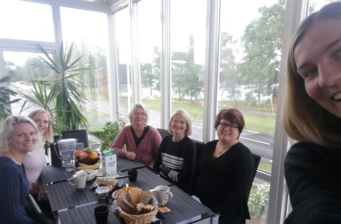 Blivande praktikant från Yrkeshögskolan i Kristianstad