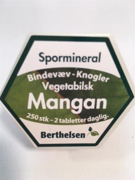 Mangan  250 tabl