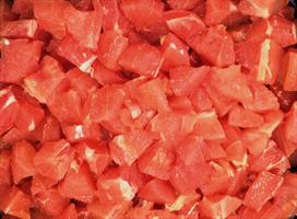 Grapefrukt i biter 1 kg