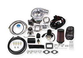 SNGLE REAR MNT UNIV KIT 4-5L-UP TO 620HP