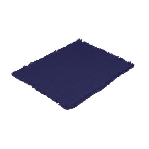 Tablett Rustik marin, med frans