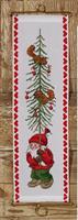 Julvepa med julträ inkl beslag