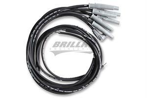 Wire Set, Black, Univ. 8 cyl. M/A-HEI