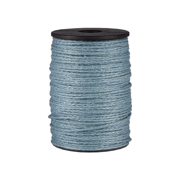 Linsnöre isblå