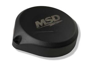 COP Blank Cap For Dual Sync Dist., Black