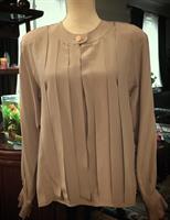Jean Giovanni sidenblus / silk blouse