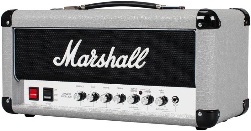 Marshall JCM 2525H Silver Jubilee Series