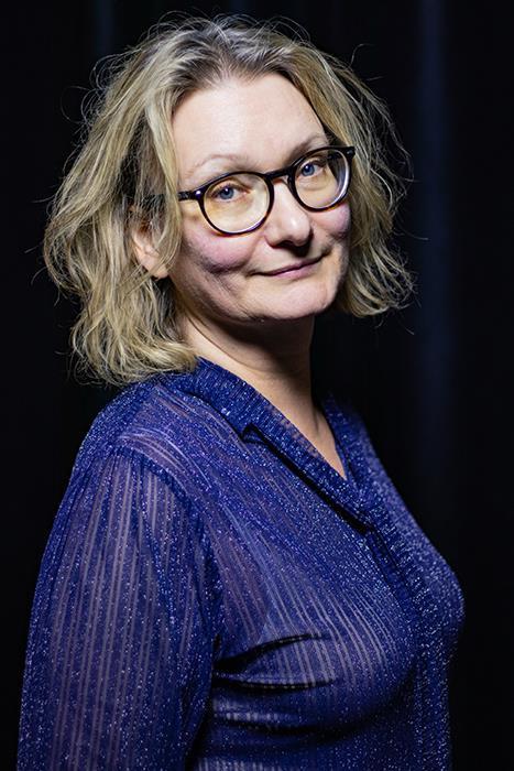Anna-Karin Kask Foto: Anita Blomkvist Johansson