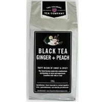 Black Tea - Ginger Peach