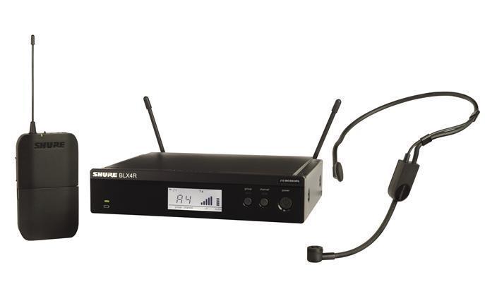 Shure BLX14 trådløs headset system