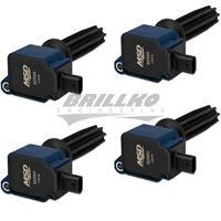 Coil,BLUE,Ford Eco-Boost 2.0L/2.3L, 4-Pk