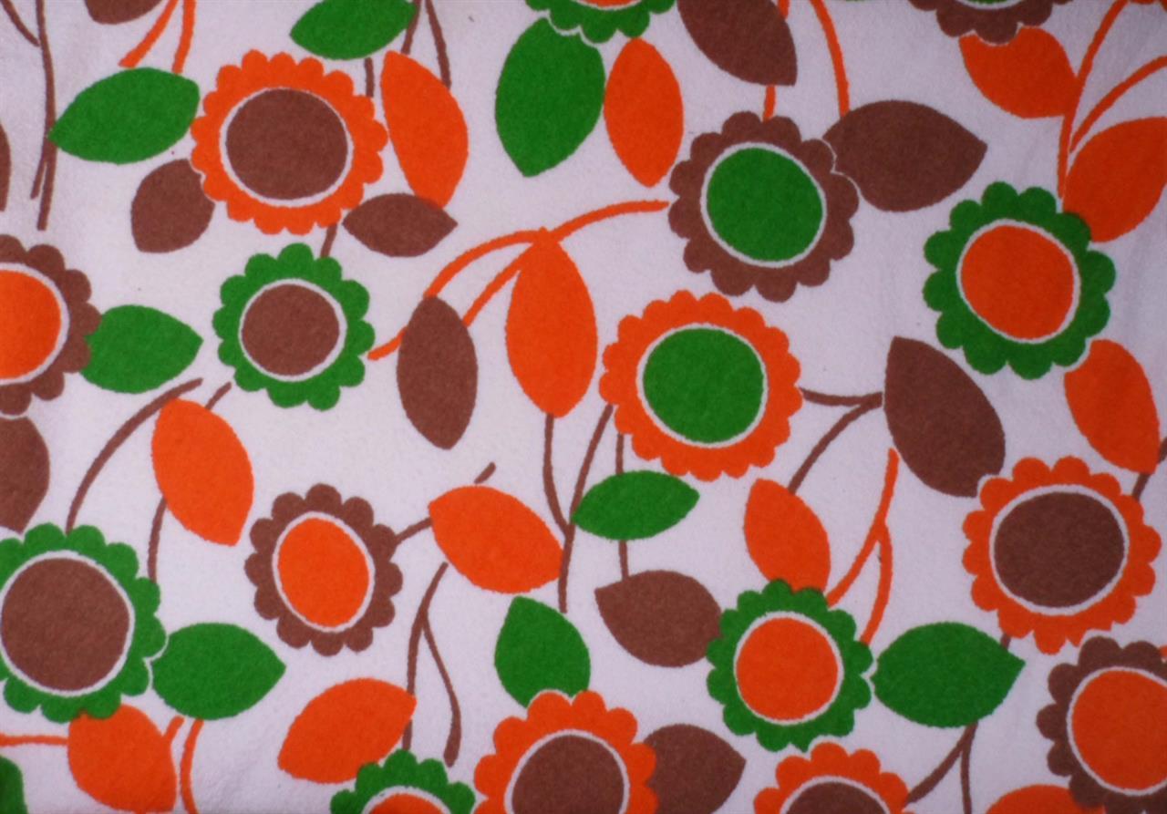 Solros, orange