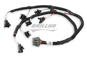 INJECTOR HARNESS, FORD, JETRONIC, EVENLY