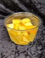 Fruktbeger Mango 250g