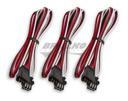 3 FT GAUGE POWER EXTENSION HARNESSES, PA