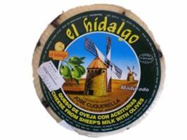 M.El Hidalgo Fårost Oliver 1kg