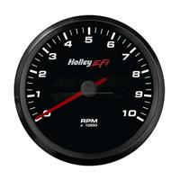 3-3/8 TACHOMETER, 0-10K RPM, CAN, BLACK