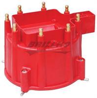 GM HEI Distributor Cap, Red