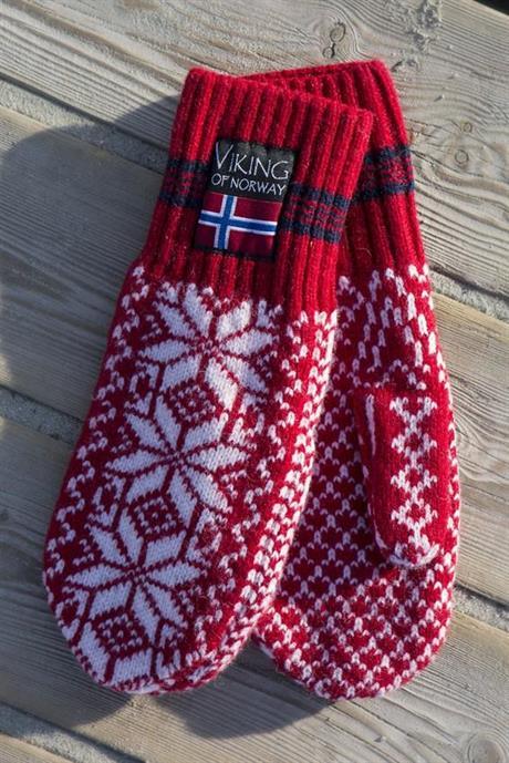Vikings Färdiga Vantar / Votter