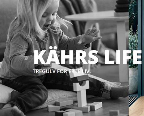 Kährs Life - Introduksjons- kampanje!