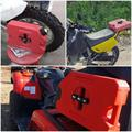 JERRY CAN GKA 4 LITER RED
