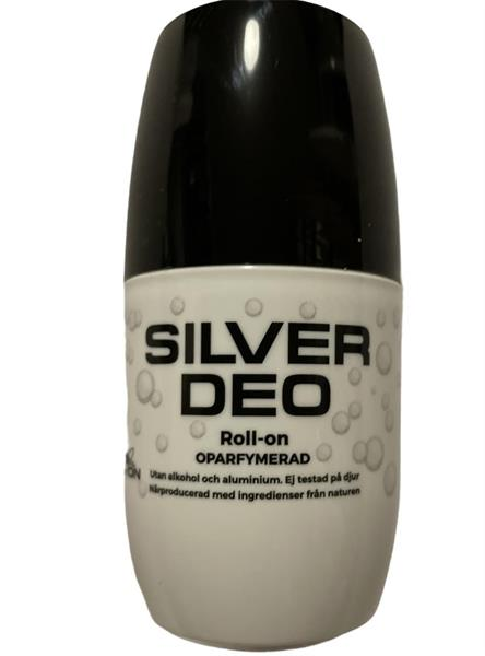 Silver Deo 50 ml