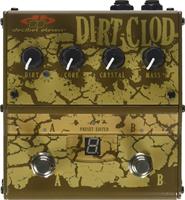 Dirt Clod Overdrive Distortion pedal