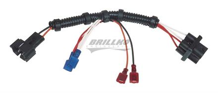 Harness, MSD 6 to GM Dual Connector Coil