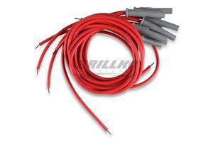 Wire Set, SC, 8-cyl MA Plug, Socket/HEI