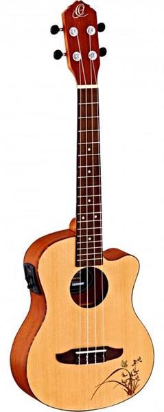 Ortega Tenor ukulele RU5CE-TE