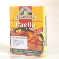 Kr.Paella 3 påsar 9 gr med saffran 12 st