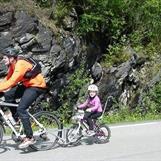FollowMe i sykkelritt