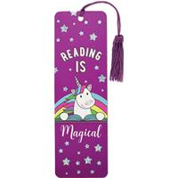 Reading Is Magical bookmark