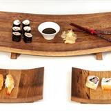 Serveringsskål / fat sushi-fat
