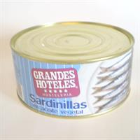 GH Sardinillas i Veg.olja 1000