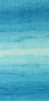 Marino soft turkosblå