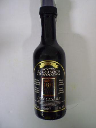 Vinäger Balcamico Spray 250ml