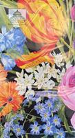 Buffet serviett Redoute floral, 15stk 3lags
