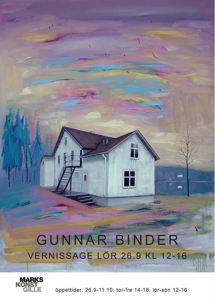 GUNNAR BINDER – 26.9 - 11.10-2020