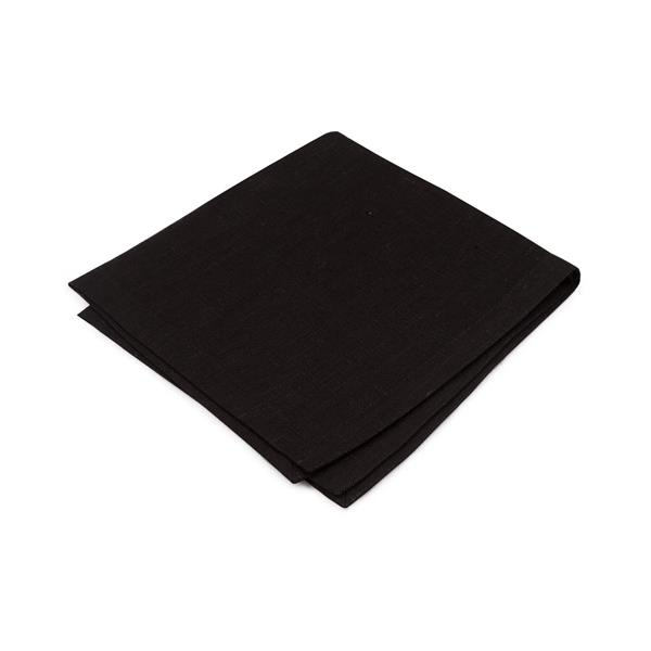 Servett Struktur svart