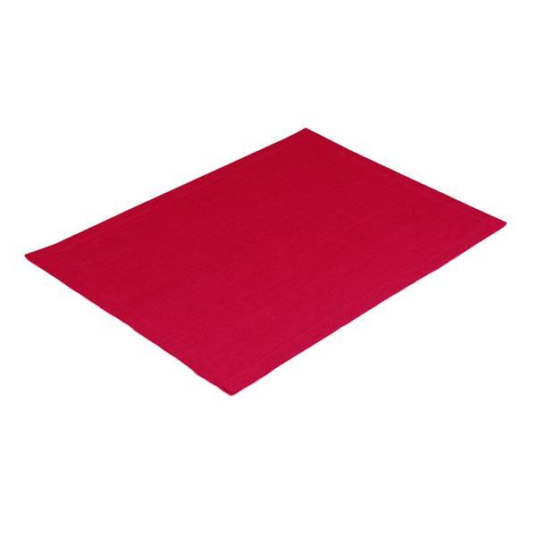 Tablett Struktur röd dahlia