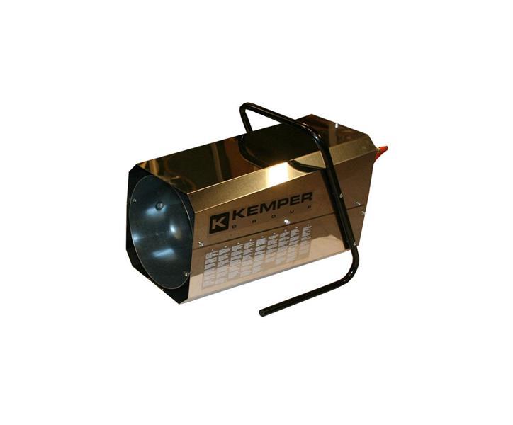 BYGGVÄRMARE RF 21-42 Kw m termostat