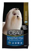Cibau Sensitive Fish MINI 0.8 kg (minirae)