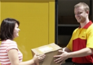 DalaDRY levereras med DHL